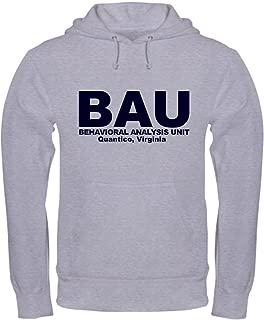 CafePress BAU Criminal Minds Sweatshirt
