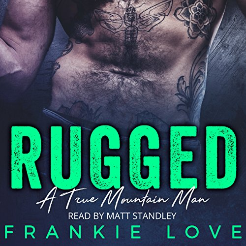 Rugged audiobook cover art