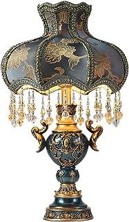 Lampe de Table Canapé en tissu créatif lampe de table de chevet bureau de table table basse de chambre de luxe lampe de ta...