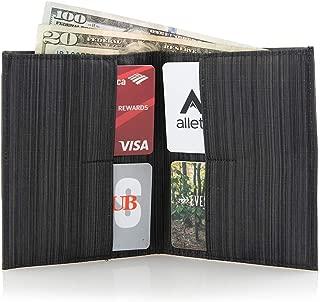 Slim Leather Original Wallet - Black