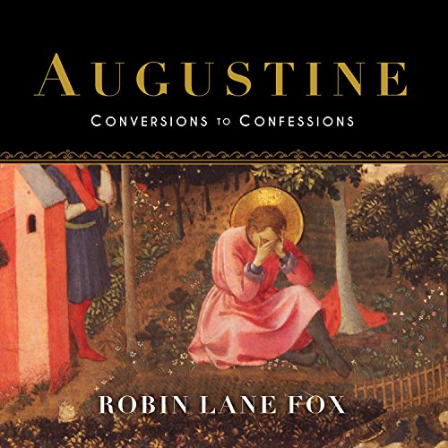 Augustine audiobook cover art