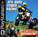 ATV: Quad Power Racing PS1 Instruction Booklet (Sony Playstation Manual Only - NO GAME) Sony Playstation Manual