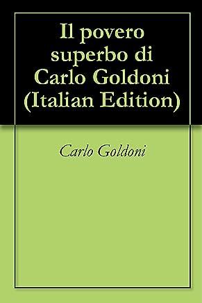 Il povero superbo di Carlo Goldoni