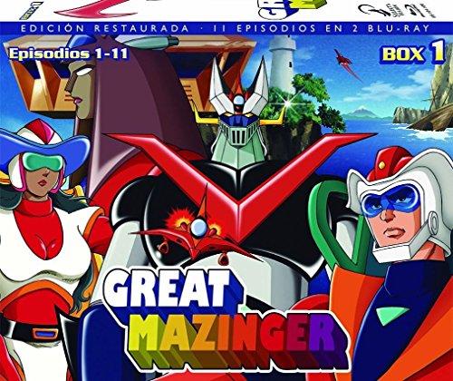 Great Mazinger Box 1 - Blu-Ray [Blu-ray]