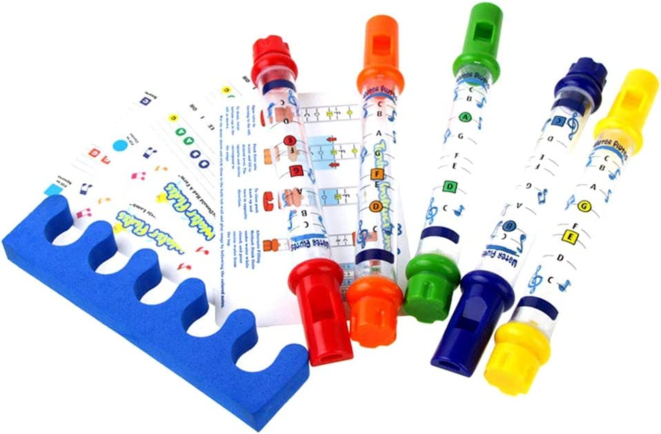 Lesueur Ranking TOP16 Water Flutes Music Instruments Kids Bath excellence Children Fun To