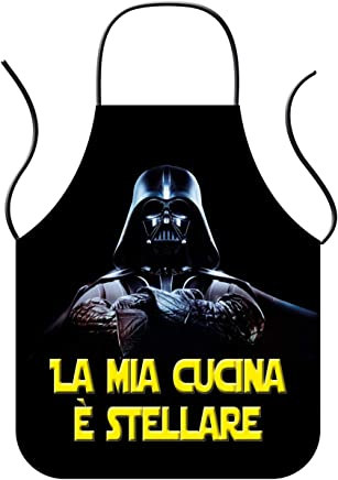 ec3e55cd2f Amazon.it: Star Wars - Grembiuli / Tessili da cucina: Casa e cucina