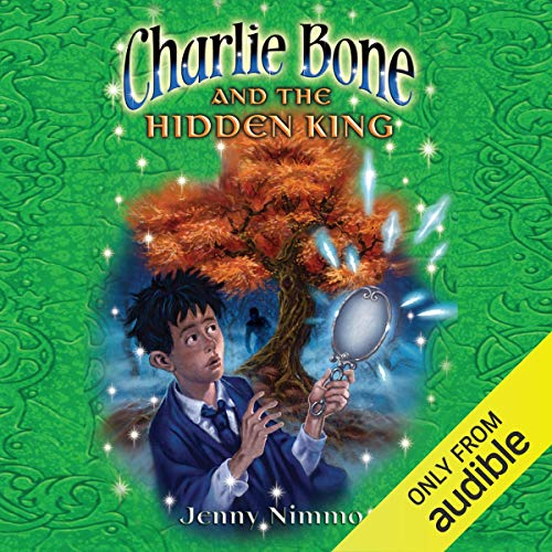 Couverture de Charlie Bone and the Hidden King
