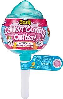 ZURU OOSH-SLIME-COTTON CANDY CUTIES SERIES 1 MediumPop,FSDU