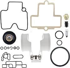 Carbhub Carburetor Rebuild Kit for Keihin FCR Slant Body 28 32 33 35 37 39 41mm Carbs