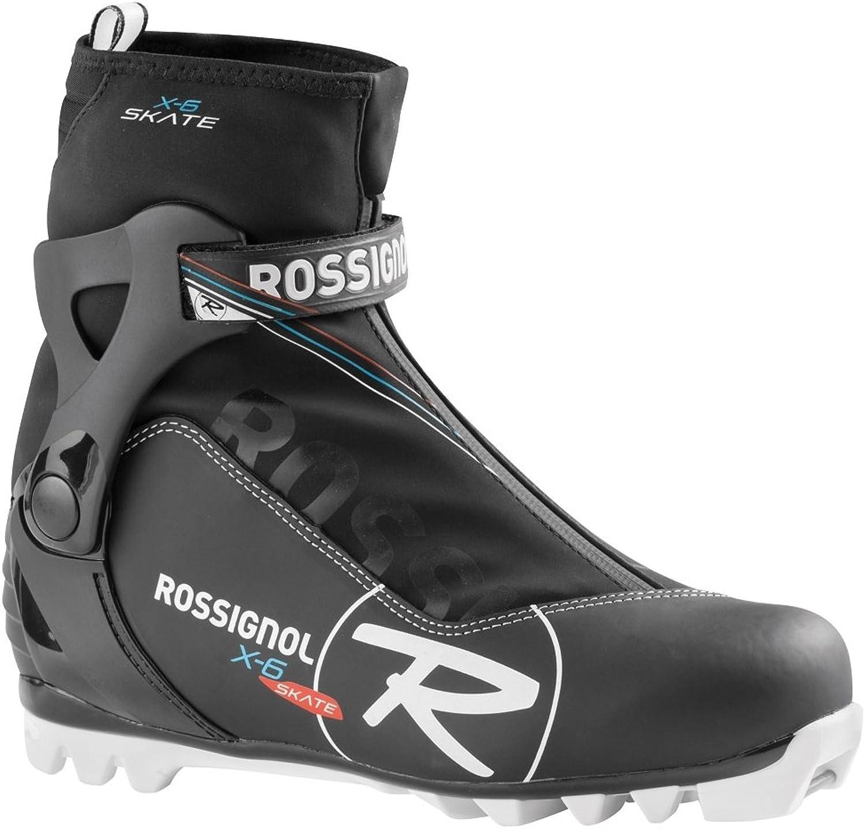 Rossignol X-6 Skate Skate Skate MultiFarbe B01A1IQI1K  Im Gegensatz zu dem gleichen Absatz a5cbd8