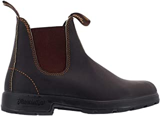 Luxury Fashion | Blundstone Men BCCAL0010500 Brown Leather Ankle Boots | Spring-summer 20