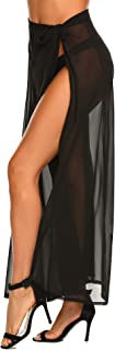 Women's Sarong Swimsuit Cover Up Summer Beach Wrap Skirt Bikini Cover-ups