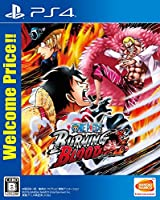 【PS4】ONE PIECE BURNING BLOOD Welcome Price!!