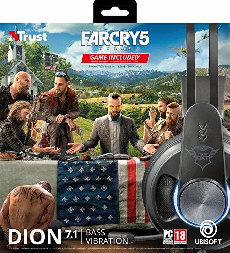 Trust 22783 Gaming-Kopfhörer mit