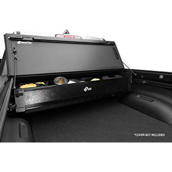 Portable Foldable Black Car Pickup Trunk Travel Holder Storage Box Organizer LH