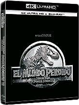 Parque Jurásico 2 (4K UHD + BD) [Blu-ray]