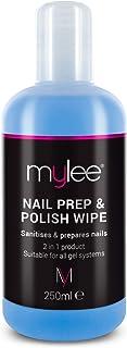 Mylee Prep + Wipe, Gel Limpiador de Residuos de Esmalte de U