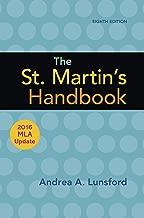 The St. Martin's Handbook with 2016 MLA update