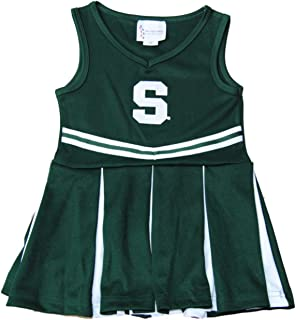 Michigan State Spartans TFA Youth Toddler Dress Up Cheerleading Outfit