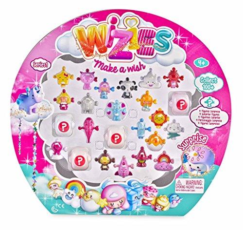 Wizies - 24 figuritas (Famosa 700014322) , color/modelo surtido