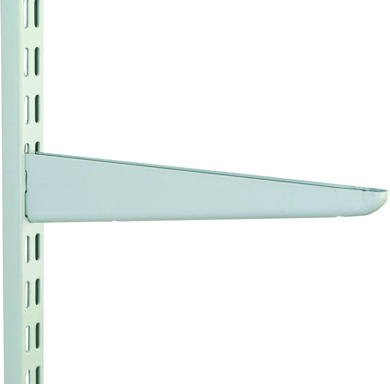 430mm Brown Watson Twin Slot Shelving Upright
