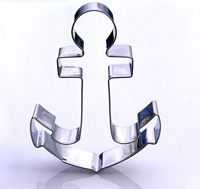 Anchor Cookie Cutter Stainless Steel