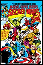 Marvel Super Heroes Secret Wars (1984-1985) #1 (English Edition)