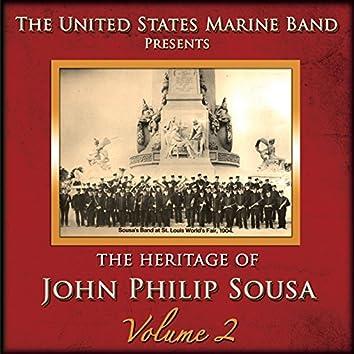 The Heritage of John Philip Sousa, Vol. 2