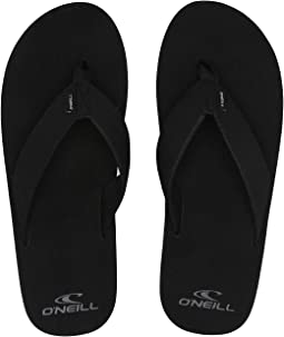 d535bf6875129 O Neill. Mission Sandal.  44.95. New. Black