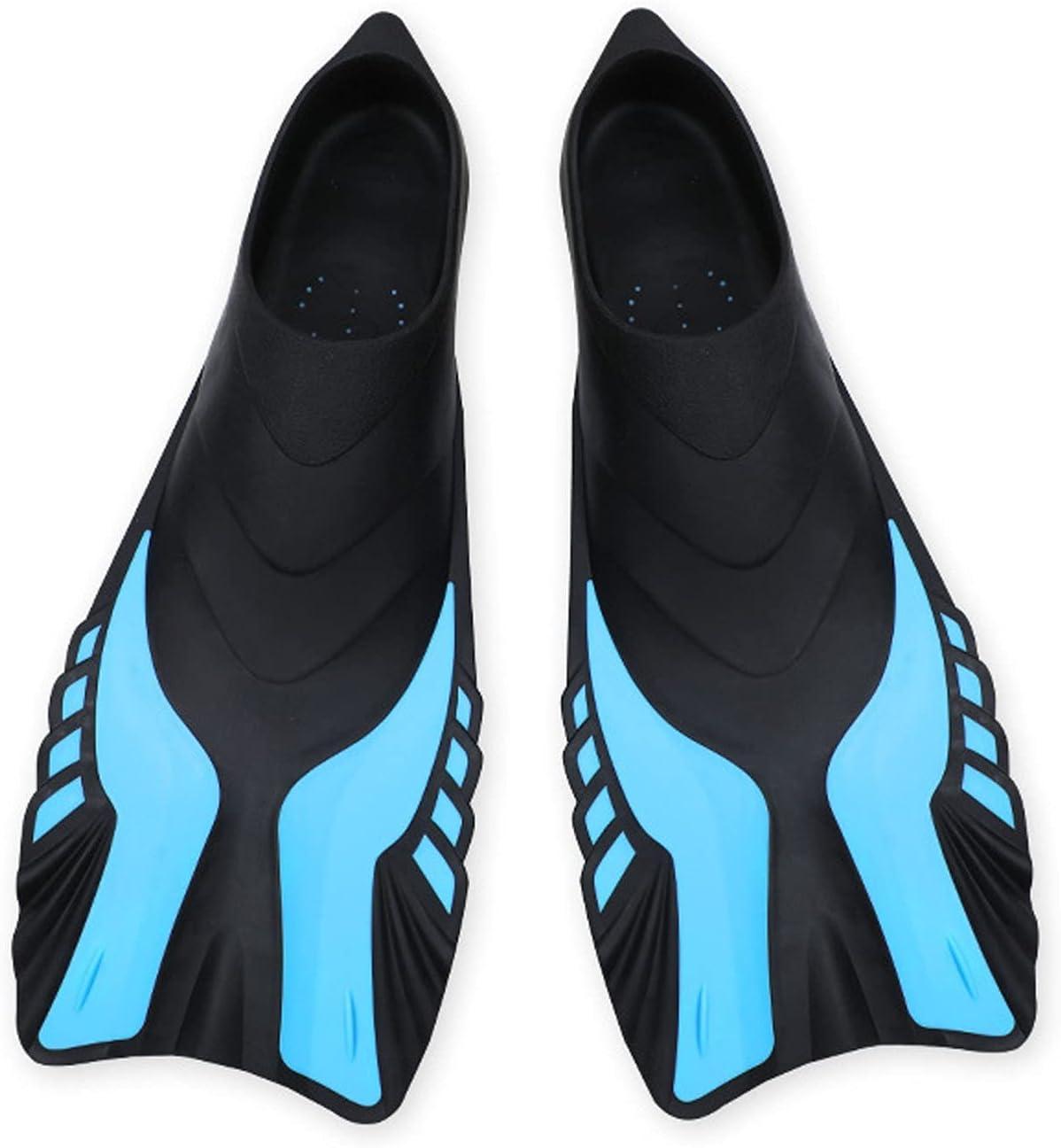 Swimming Fins Snorkel Flippers Water Sport Flexible Neoprene Ant