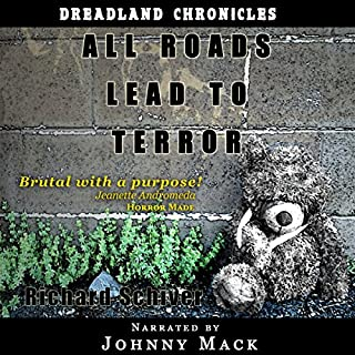 All Roads Lead to Terror audiobook cover art