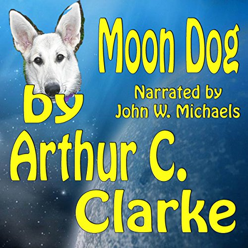 Moon Dog audiobook cover art