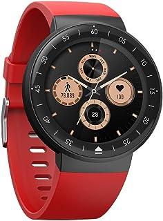 Reloj Inteligente Hombre Mujer, Smartwatch,Pulsera Actividad Inteligente Para Deporte, Impermeable IP67 Reloj De Fitness Con Monitor De Ritmo Cardíaco/Sueño