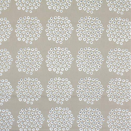 【正規輸入品】マリメッコ布PUKETTI(プケッティ)No.850(ベージュ)生地巾145cmX1m単位生地カット販売ファブリックmarimekko