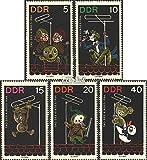 Prophila Collection DDR 1025-1029 (kompl.Ausgabe) 1964 Kindertag (Briefmarken für Sammler)