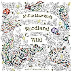 Millie Marotta Coloring Books Calendars And Postcards For Adult Colorists