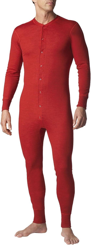 Stanfield's Men's Cotton Rib Onesie Winter Underwear