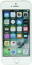 Apple iPhone SE, GSM Unlocked, 16 GB - Silver (Renewed)