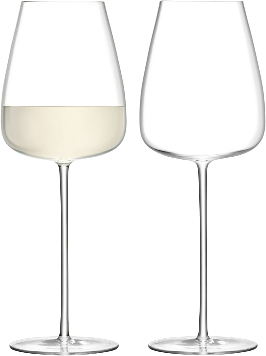 LSA International G1427-25-191  Culture  White Wine Glass, One Size, Clear