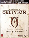 Elder Scrolls Iv - Oblivion Revised & Expanded Xbox360,pc Best Buy Console: Prima Official Game Guide - Prima Games - 01/11/2006