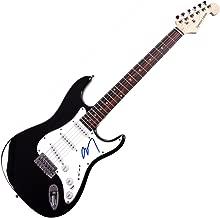 slipknot signed guitar