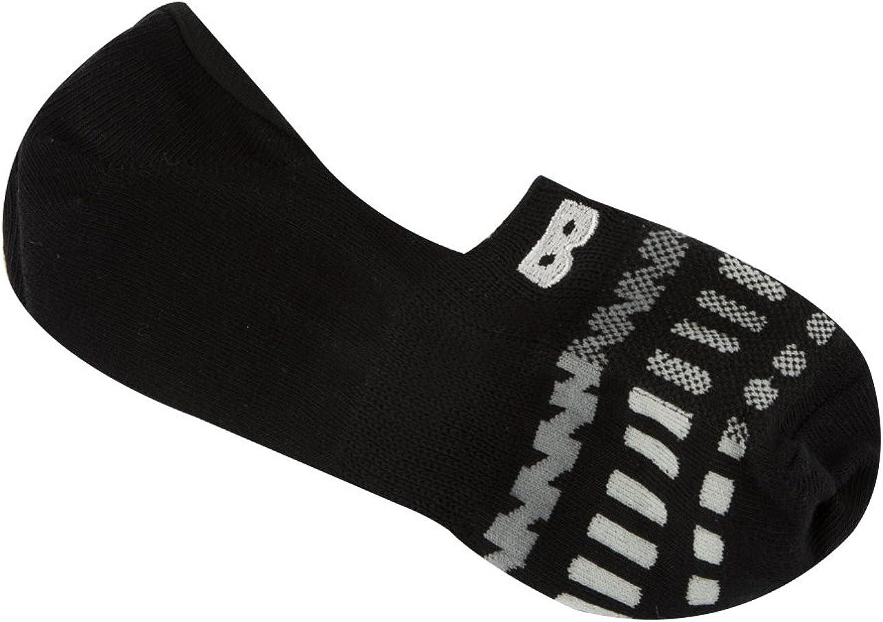Pair Of Thieves Men's Earth Orbit No-Show Socks (Black)
