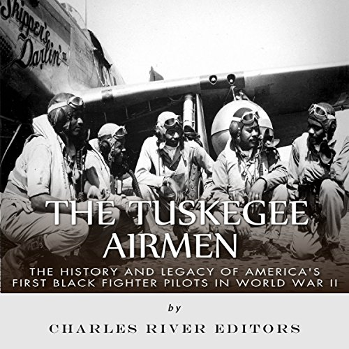 The Tuskegee Airmen audiobook cover art