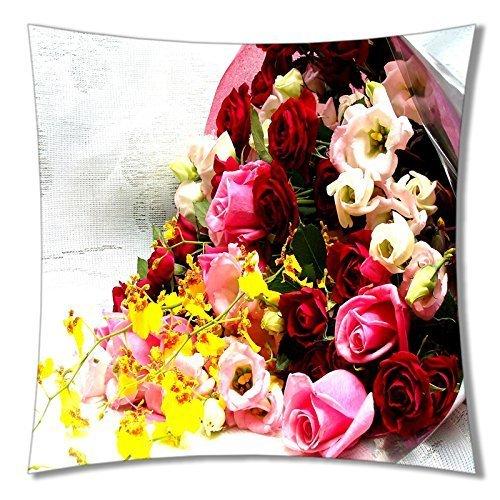 B-ssok High Quality of Pretty Flower Pillows A161