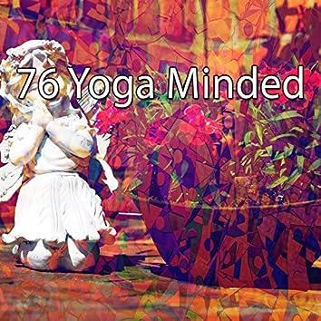 76 Yoga Minded