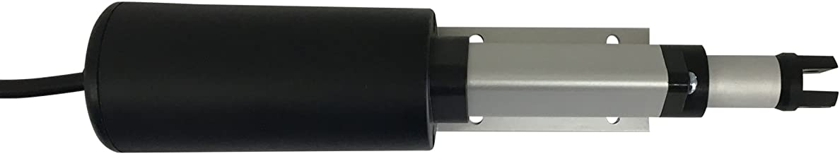 Morai Motion Stealth Micro Linear Actuator 12V DC, 175 mm Stroke, Max Force 11 lbs