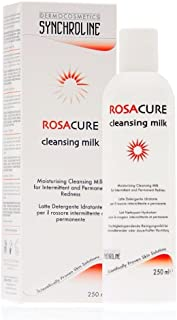Synchroline Rosacure Cleansing Milk 200ml Makeup Remover Ship Worldwide