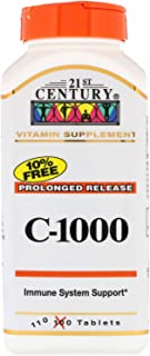 21 ST CENTURY C 1000mg TIME RELEASE 110 CAPLETS