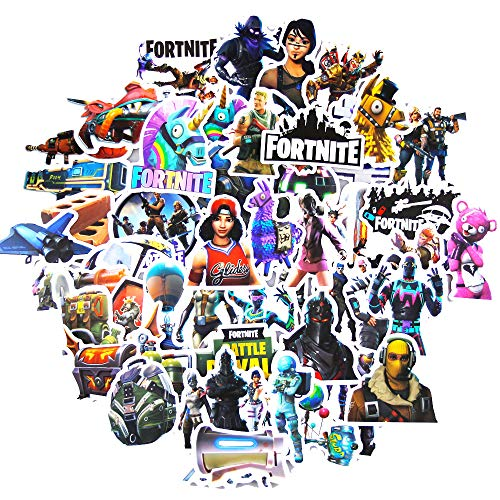 Gaming Stickers for Party Favors(100pcs) Watter Bottles Stickers for Teens,Girls,Luggage Bicycle Notebooks,Computers,Phone,Cars