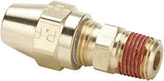 Pack of 20 Compression Style Fitting for J844 Tubing-NTA 3//8 and 1//8 Pack of 20 Parker VS272NTA-6-2-pk20 Air Brake D.O.T Brass Tube to Pipe Compression and Male Pipe Branch Tee 3//8 and 1//8